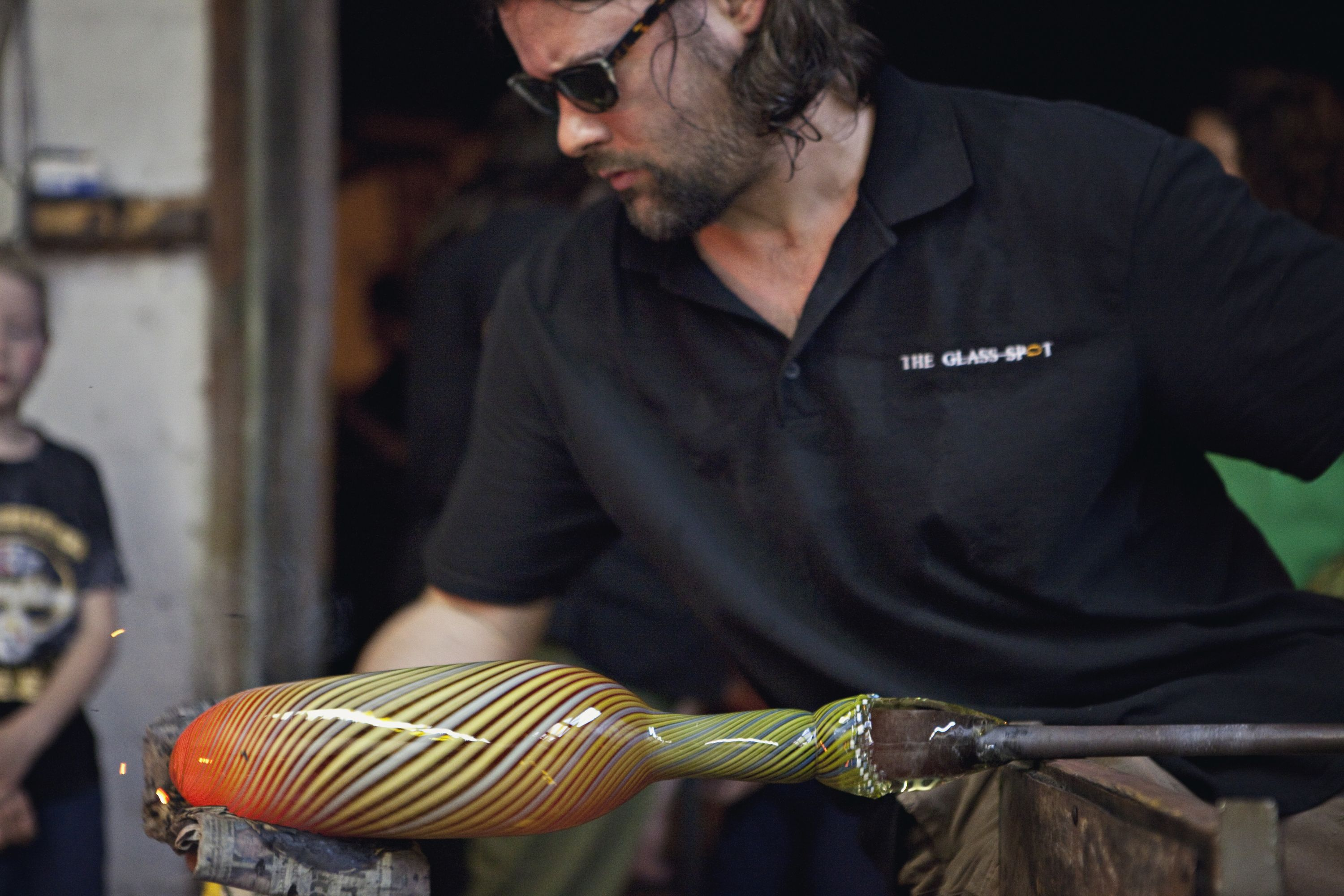 Professional Glass blower - Skibbe
