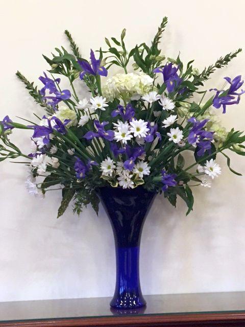 fan vase