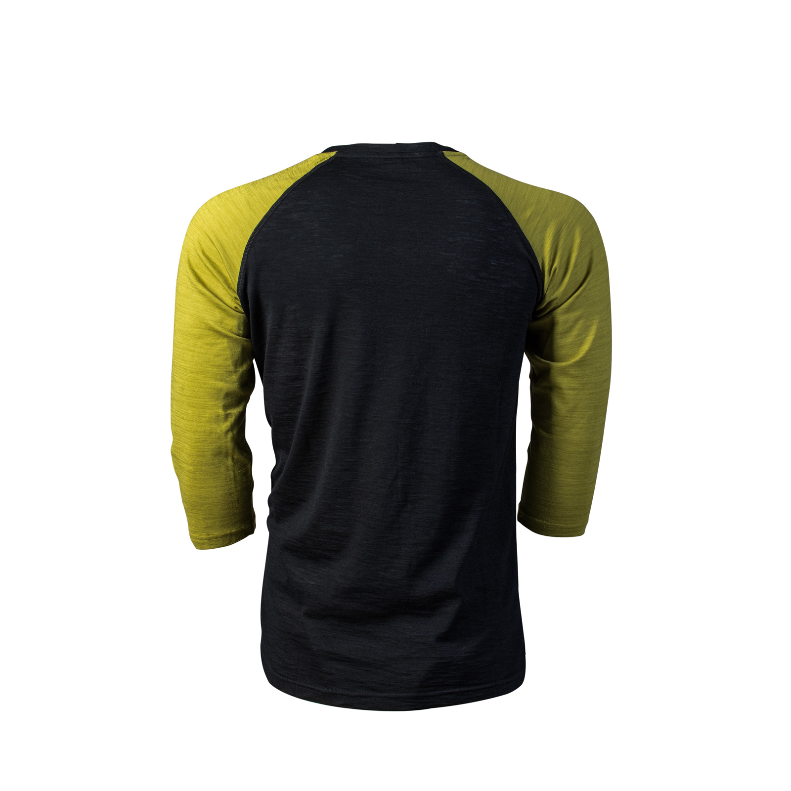 Men's Trace 3/4 Sleeve Merino Shirt | Moss