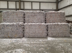bales of paper