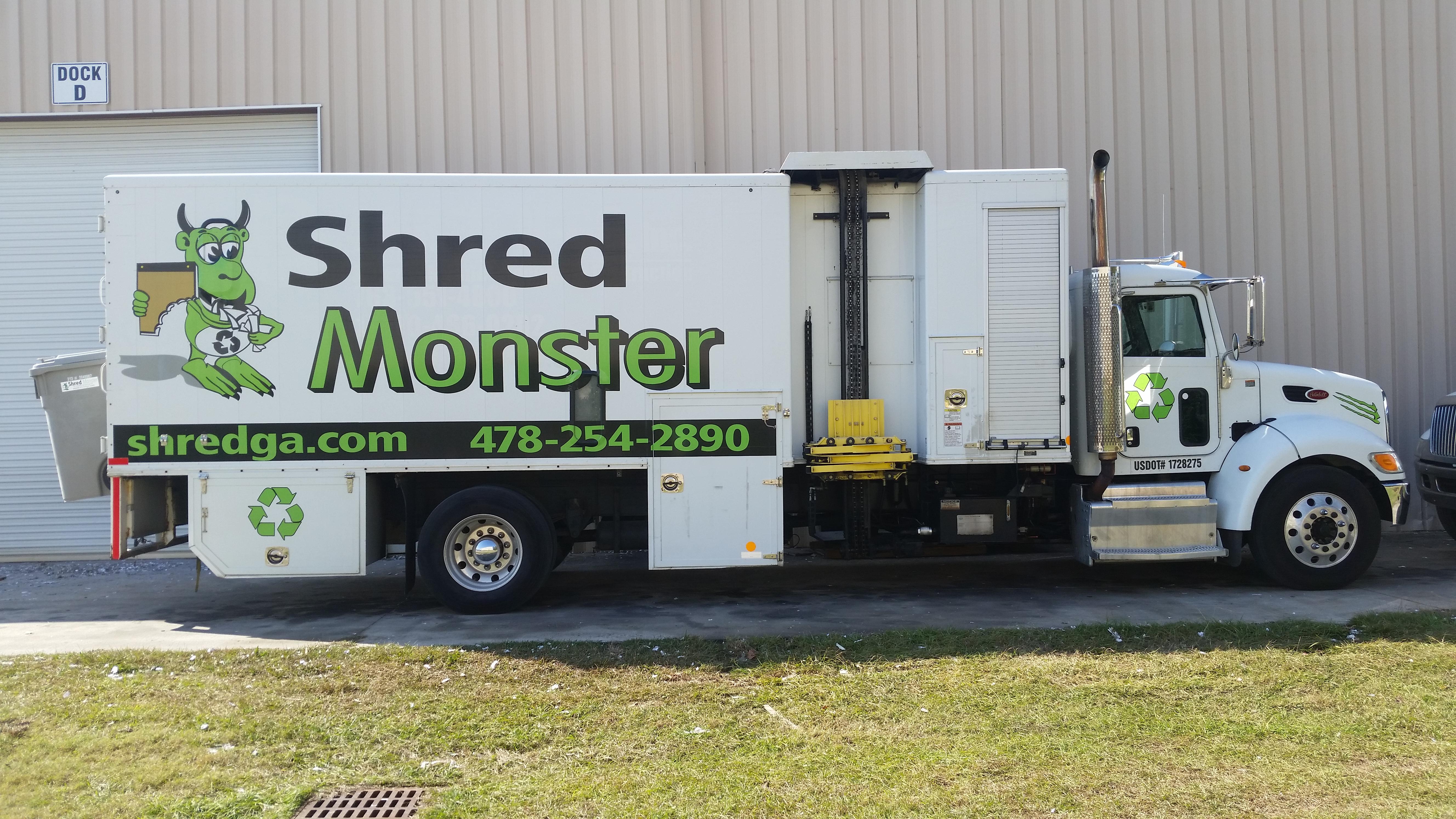 Shred Truck 2