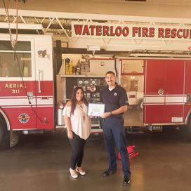 Waterloo Fire Rescue & EMS