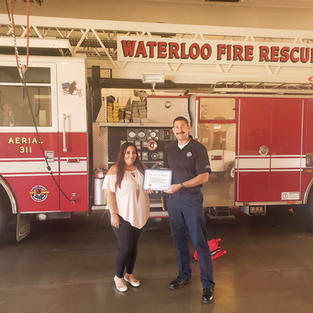 Waterloo Fire Rescue & EMS