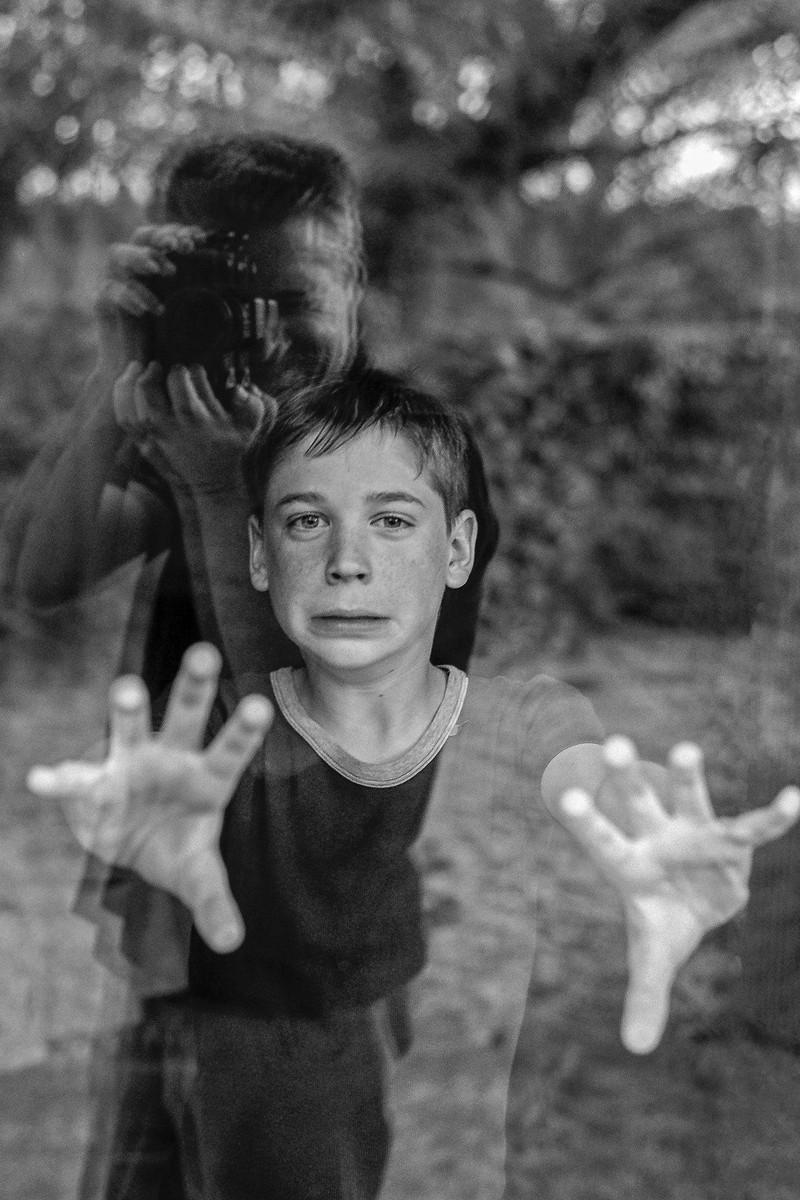 Quentin mon fils et son père -2001
