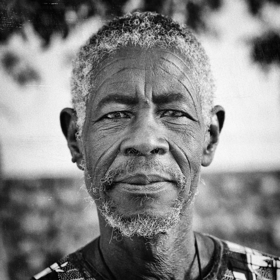 Homme Burkinabé