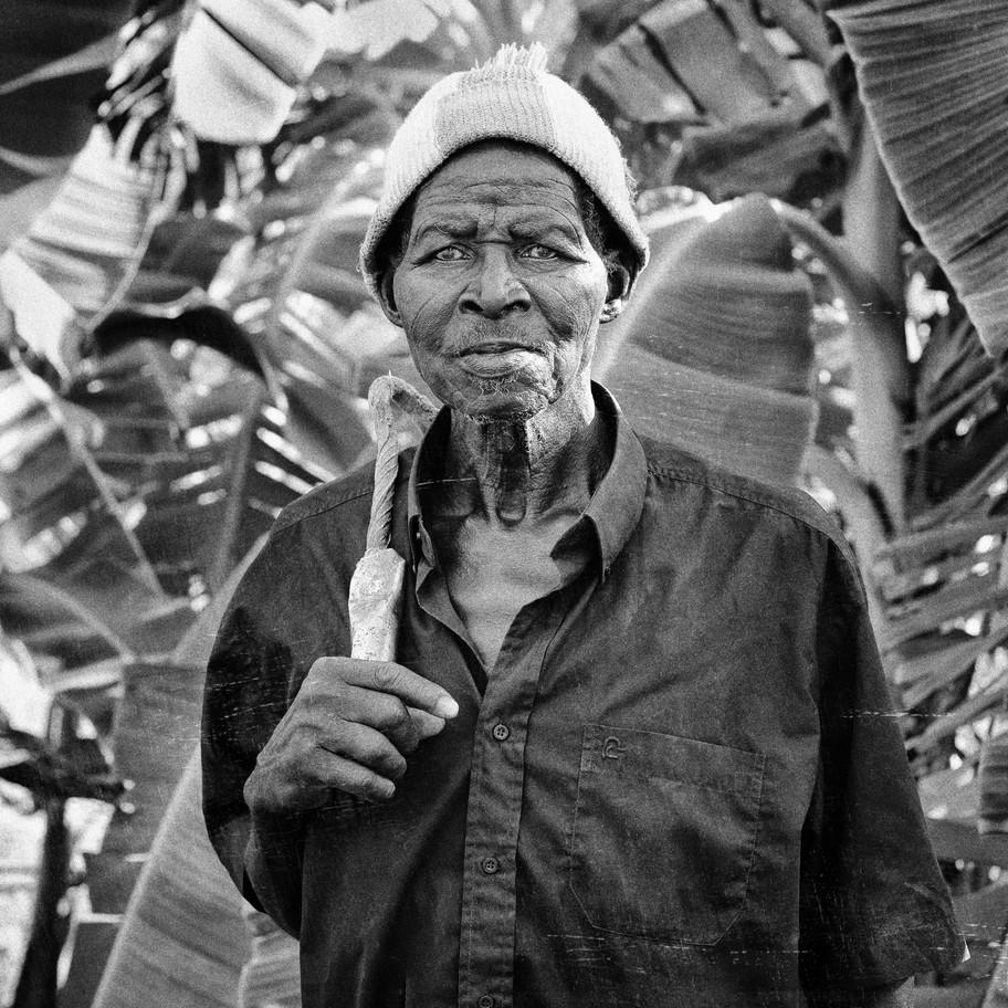 Cultivateur Burkinabé