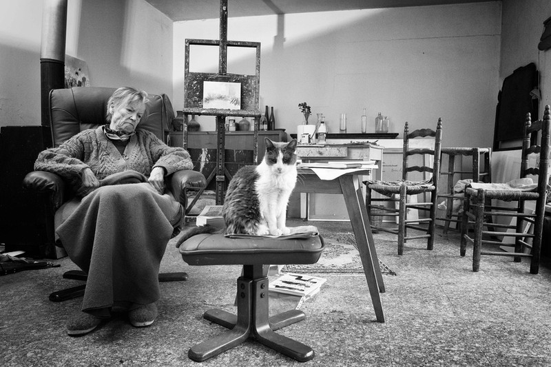 Barbara Robinson-Peintre  -Année 2016