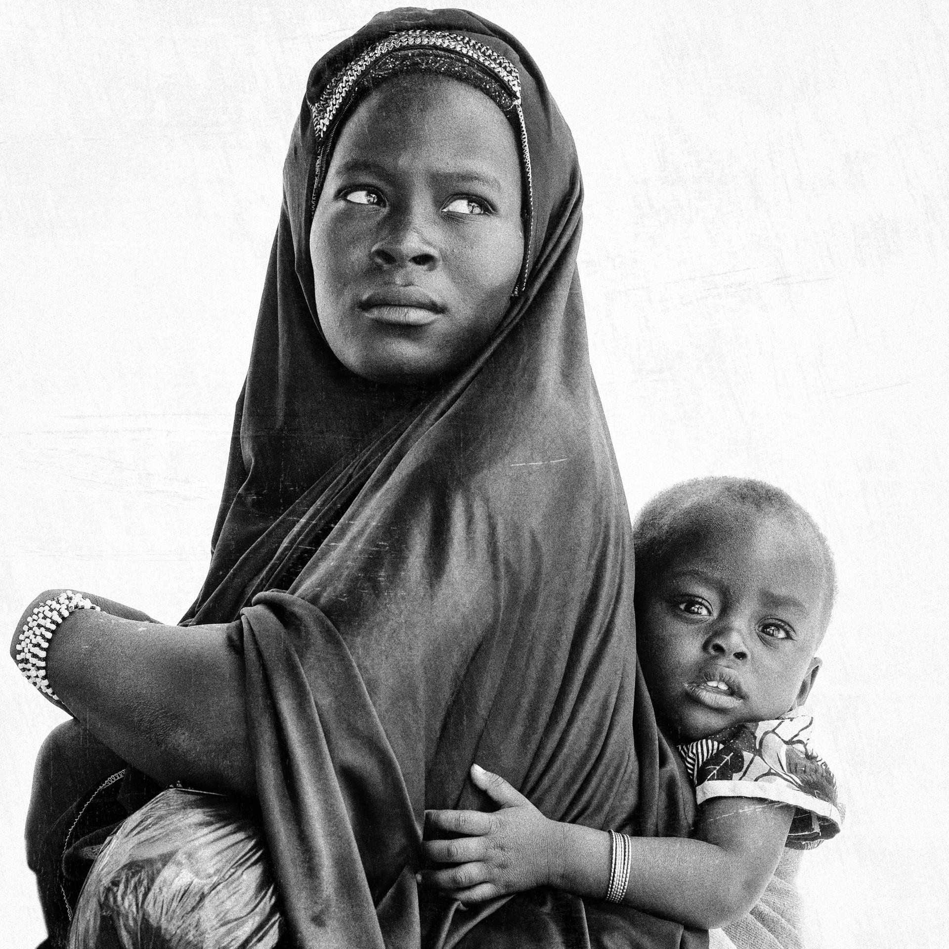 Mère et son enfant
