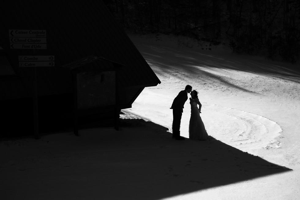 Le mariage blanc