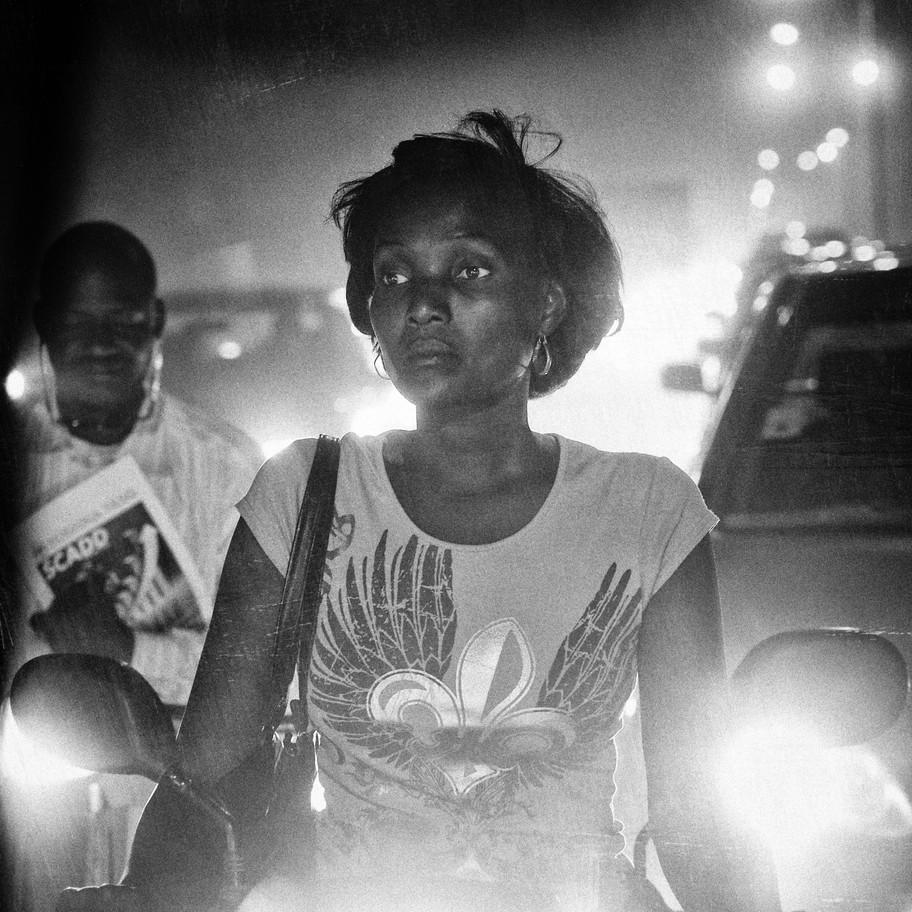 Le soir à Ouagadougou