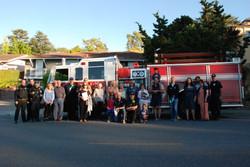 Group Shot big Fire Truck 2