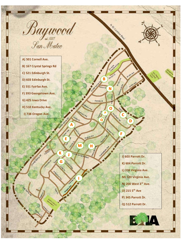 Here's Your Treasure Map To The Baywood Yard Sale! on church treasure map, yard sale treasure finds, camping treasure map, snow treasure map, diy treasure map, yard sale treasure hunters, art treasure map, house treasure map, vintage treasure map, yard slae, yard sale treasure hunt,