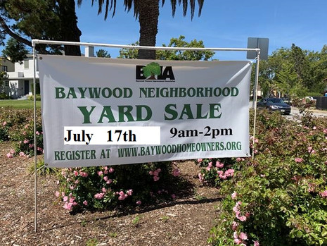 SPECIAL BAYWOOD EVENTS UPDATE