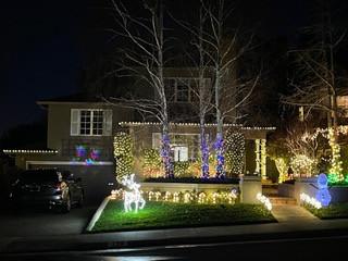 2020 Baywood Holiday Lights Winner