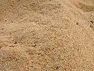 Карьерный песок мытый