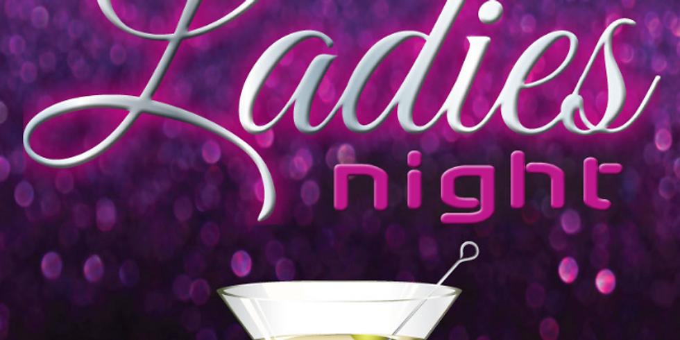 March's Third Thursdays Ladies' Night!