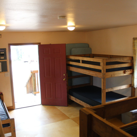 Inside of the Cabin