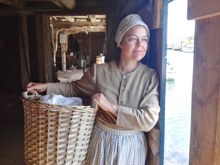 Living History på Karmøy