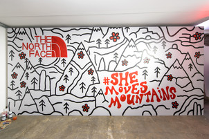 THE NORTH FACE - SHE MOVES MOUNTAINS CAMPAIGN