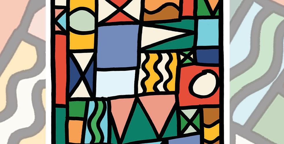 Pattern Baby - Mash Up 2