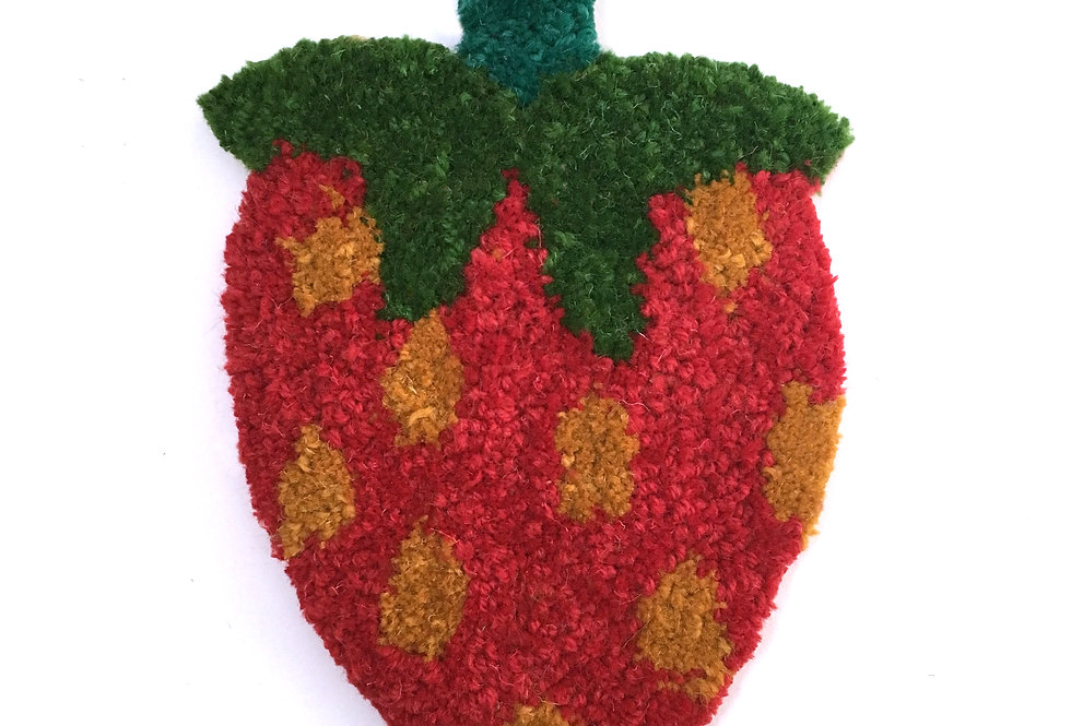 Strawberry Wall Hanging - 3