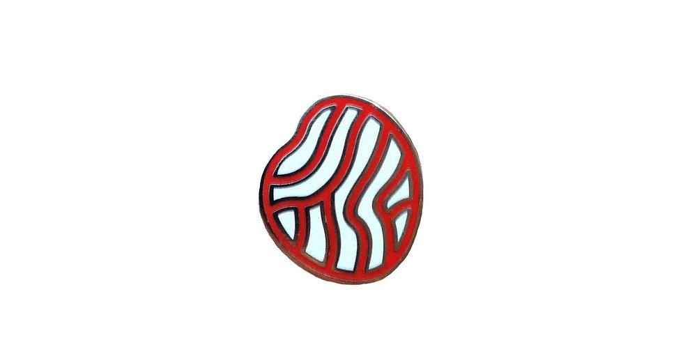 Contour Pin