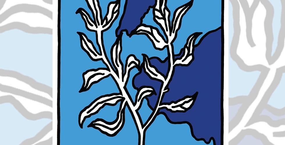 Leaf - ART PRINT