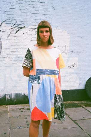 CHELSEA COLLEGE OF ARTS - In The Studio: Liisa Chisholm – BA Textile Design