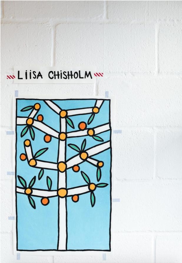 VAGUE - LIISA CHISHOLM – PLAY EXHIBITION FOCUS