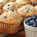 Gluten free muffins & biscuits - $5.50 per person