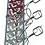 """Thumbnail: ADVICOM SFMR-478, Arreglo 4 Radiadores FM Doble Anillo 7/8"""" EIA, 3.2 dBd, 7 Kw"""