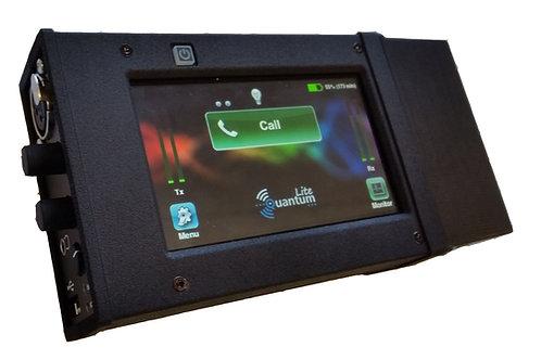 PRODYS Quamtum Lite Portable, Codificador de Audio IP Portátil,3G/4G,Full Duplex
