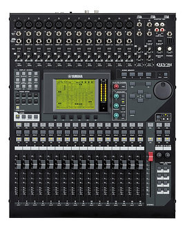 YAMAHA 01V96i, Consola Mezcladora Digital, 40 CH, 12 Entradas Mic., ADAT, USB