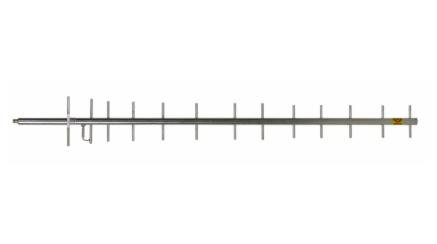 SAMCO SAM-91313, Yagi, 13 Elem. 890/960 MHz, 13 dBi, 40 MHz, F/B: 19 dB, N, 300W