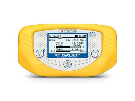 PROMAX SATHUNTER SATHUNTER DVB-S/S2,Buscador de Satélite,BER, MER, service list.
