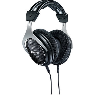 SHURE SRH1540, Audifonos Profesionales, 1000 mW, 46 Ohms, 5 Hz-25 kHz