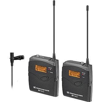 SENNHEISER ew112PG3, Sistema Micrófono Inalámbrico, Montaje en Camara