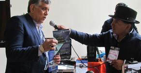 Participamos en la Feria de medios de comunicación y centros de producción comunitarios CORAPE 2018