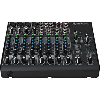 MACKIE 1202VLZ4, Consola Mezcladora de Audio, 12 canales.