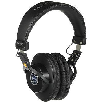 SENAL SMH-1000, Audífonos Profesionales, 102 dB, 58 Ohms, 10 Hz-20 kHz, 1000 mW