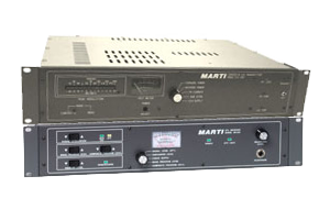 MARTI STL20C/SR20C, Enlace FM STL, 20-30W, MPX, Frecuencia ágil, N Hembra, 2UR