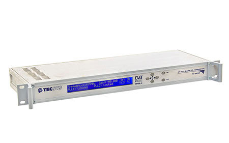 TECSYS TS9055, UP Converter 70MHz a Banda L (950-1600 MHz), BNC, LCD, 1 UR