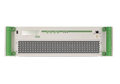 ABE Serie MTX, Transmisor TV Analog/Digital VHF/UHF, 10W-1Kw, ASI, TSoIP, LD-MOS