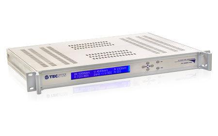 TECSYS TS 9090HD, Encoder TV HD, H.264 / MPEG-2, SDI, HDMI, TSoIP, ISDB-Tb, 1UR