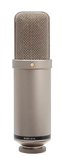 RODE NKT, Micrófono Condensador Cardioide, 20Hz-20kHz, 200 Ohms, XLR