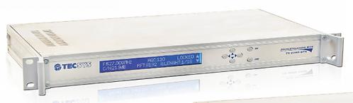 TECSYS TS 9600-BTS-TX, Compresor TV, H.264 / MPEG-2, SDI, HDMI, TSoIP, ISDB