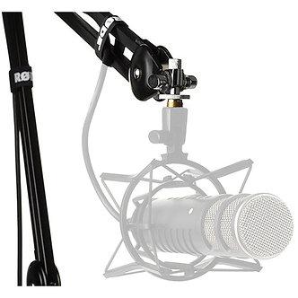RODE PSA1, Brazo articulado para micrófono,360° rotación, resortes,