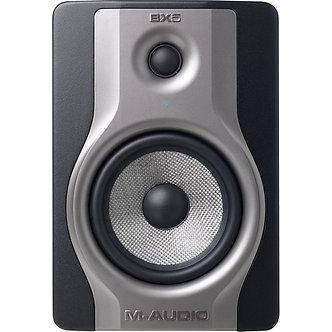 """M-AUDIO BX5 CARBON, Parlante de estudio, 2 vías, 5"""", 70W, 56Hz-22kHz, 100 dB"""