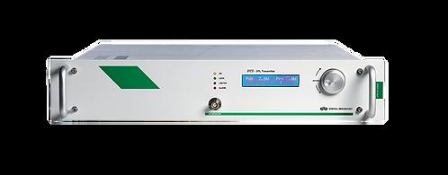 DB DTS Series, Transmisor STL, 13 W, MPX, 50 Ohms, LCD, 2UR