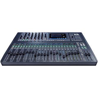 SOUNDCRAFT Si Impact, Consola Mezcladora de Audio, 40 canales, USB, 8 VCA.